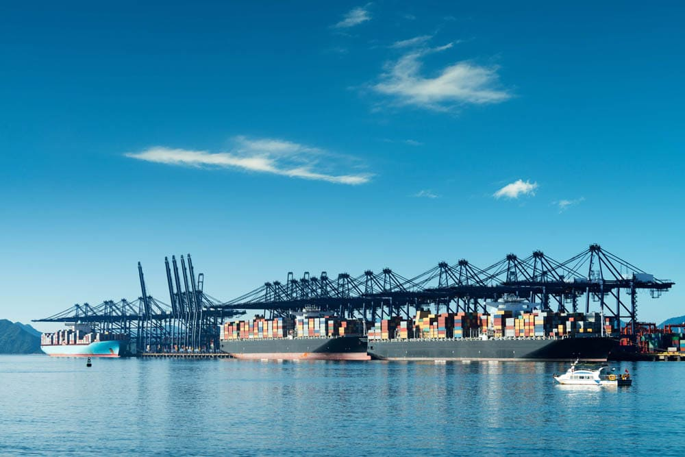 container terminal PHJ7XDS